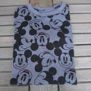 Abercrombie Kids Long Sleeve Tee - Mickey Mouse